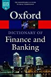 img - for A Dictionary of Finance and Banking (Oxford Quick Reference) book / textbook / text book