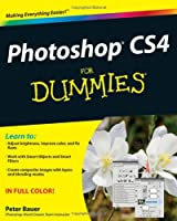 Photoshop CS4 For Dummies Front Cover