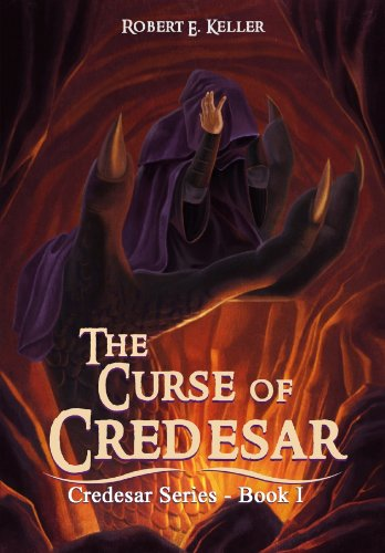 Today's Kindle Daily Deal – Thursday, Dec. 1 – Save 90% on a useful vegan guide with a punk-rock attitude, plus … How does a man cope with the grim burden of carrying a demon inside him? Robert E. Keller's The Curse of Credesar (Today's Sponsor, 4.5 Stars, Just $2.99)
