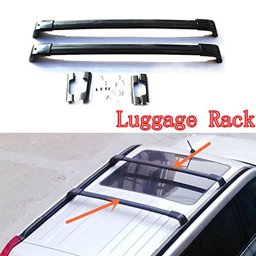 1Set Car Roof Carriers Practical Roofs Rack Bar for Nissan X-Trail 08-2016 (Roof Rack Xtrail compare prices)