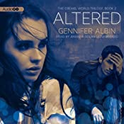 Altered: The Crewel World Trilogy, 2 | Gennifer Albin