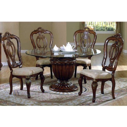 Unique Cheap Fairmont Designs Repertoire Pedestal Base Drum Dining Table