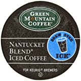 Green Mountain Coffee Nantucket Iced, K-Cup Portion Pack for Keurig K-Cup Brewers, 22-Count