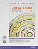 img - for Statistical Reasoning for Everyday Life, Books a la Carte Edition Plus NEW MyStatLab with Pearson eText -- Access Card Package (4th Edition) book / textbook / text book