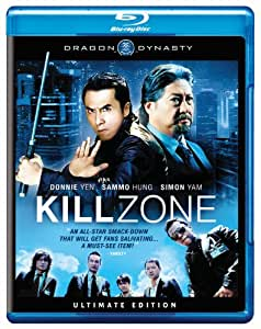 Kill Zone (Ultimate Edition) [Blu-ray]
