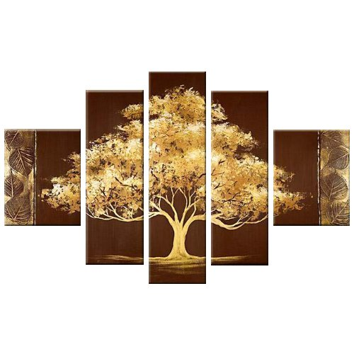 santin-art-golden-tree-modern-canvas-art-wall-decor-landscape-oil-painting-wa