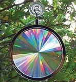 Suncatcher - Rainbow Axicon Window Sun Catcher