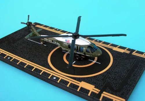 Hot Wings UH60 Presidential Helicopter