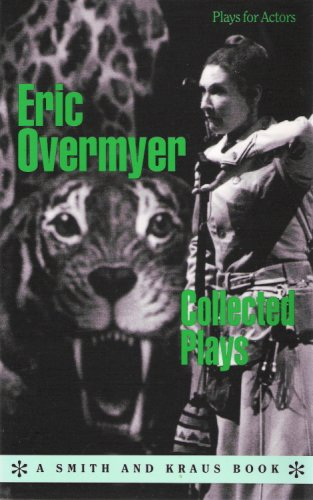 Eric Overmyer: Collected Plays (Contemporary Playwrights)