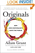 Adam Grant (Author), Sheryl Sandberg (Foreword) 9 days in the top 100 (15)  Download: $13.99