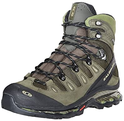 Salomon Mens Quest 4D GTX Backpacking Boot by Salomon