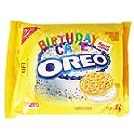 Golden OREO Birthday Cake Creme 15.25...
