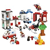 LEGO Education DUPLO Community Services Set 4646269 (130 Pieces) at Sears.com