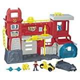Playskool Heroes Transformers Rescue Bots Griffin Rock Firehouse Headquarters