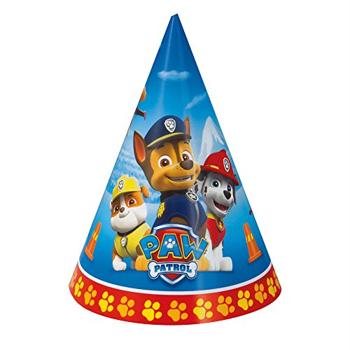 PAW-Patrol-Party-Hats-8ct