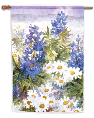 Wild Flowers Garden Flag