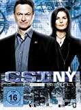 CSI: NY - Season 8.1  [Limited Edition] [3 DVDs]
