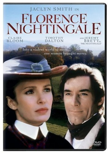 Cover art for  Florence Nightingale