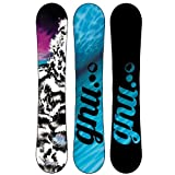 GNU 2014 B-Pro Ladies Snowboard (149 cm) by Gnu