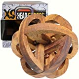 Family Games XS Head Stress Series Spheroid IQ Collection Puzzle