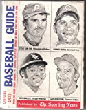 img - for Sporting News Official Baseball Guide, 1973 book / textbook / text book