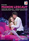 Manon Lescaut: Royal Opera House (Pappano) [DVD]