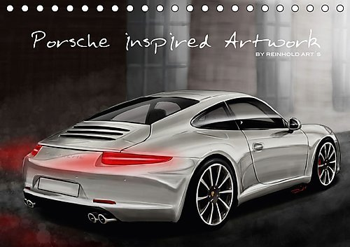porsche-inspired-artwork-by-reinhold-art-tischkalender-2017-din-a5-quer-in-digital-painting-interpre