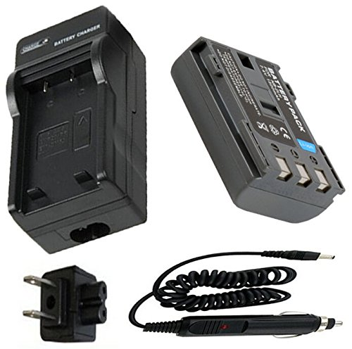 Zhigao Battery Charger for Canon EOS Rebel XT and EOS Rebel