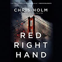 Red Right Hand Audiobook by Chris Holm Narrated by John Glouchevitch