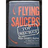 Flying saucers : top secretby Donald E. (Donald...