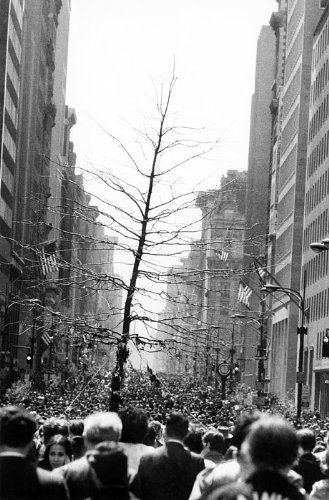 Earth Day, New York City, April 22, 1970