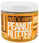 Nuts 'N More Peanut Butter, 16 Ounce
