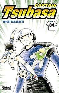 Captain Tsubasa, tome 34 : La Finale des lions ! par Y�ichi Takahashi
