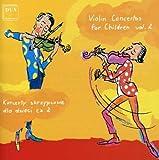 echange, troc Violin Concertos for Children - Violin Concertos for Children 2