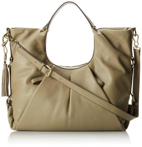 Vince Camuto Cris Shopper Shoulder Bag,Bark,One Size