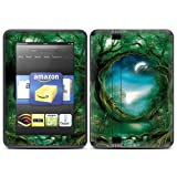 "Kindle Fire HD (fits 7"" only) Skin Kit/Decal - Moon Tree - John E Shannon"
