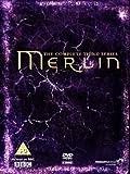 Merlin Series 3/魔術師マーリン シリーズ3 UK-DVD-BOX[Import]