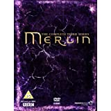 Merlin - Series 3 - Complete [DVD] [2010] UK Release only-not USA compatible ~ Colin Morgan