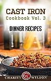 Cast Iron Cookbook: Vol.3 Dinner Recipes