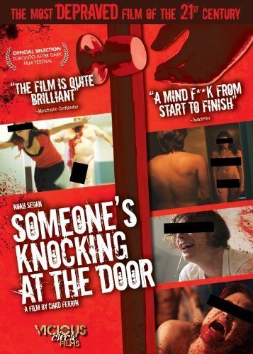 Someone's Knocking at the Door [Blu-ray] by Vicious Circle Films