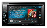 Pioneer AVHX1600DVD USB DVD Mixtrax WVGA Touchscreen 6.1-Inch Player