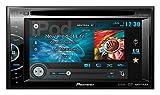 Pioneer AVHX1600DVD USB DVD Mixtrax WVGA Touchscreen 6.1-Inch Player