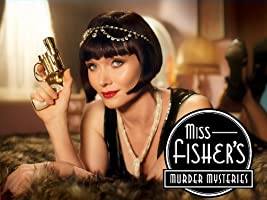 Miss Fisher's Murder Mysteries Season 1 [HD]