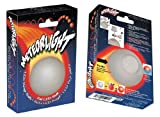 Nite Ize MTLP-08-10 MeteorLight K-9 Led dog ball, Red