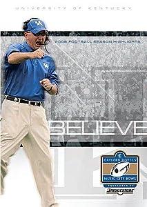 University Of Kentucky 2006 Football Season Highlights TM0310