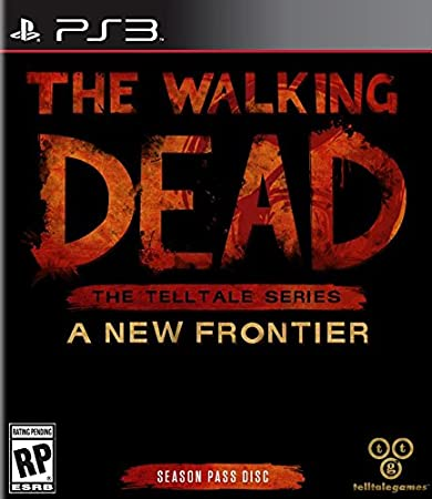 The Walking Dead: The Telltale Series A New Frontier - PlayStation 3