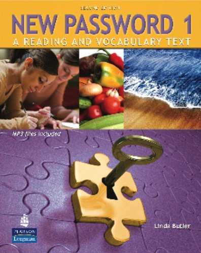 New Password 1: A Reading and Vocabulary Text (with MP3...
