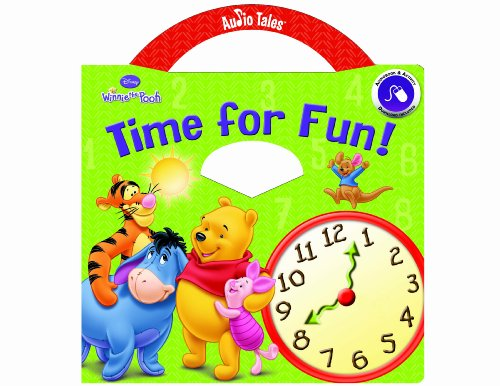 Winnie The Pooh: Time for Fun (Audio Tales)