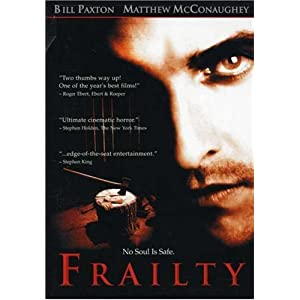 Click to buy Scariest Movies of All Time: Frailty from Amazon!