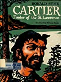 img - for Cartier, Finder of the St. Lawrence book / textbook / text book